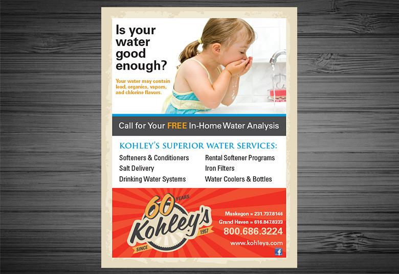 Kohleys Ad